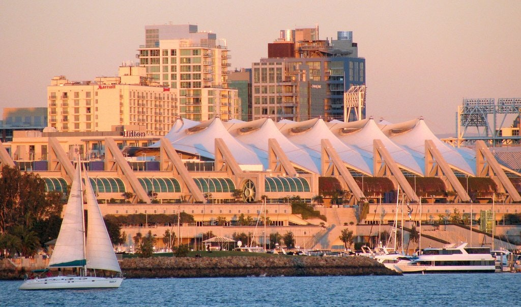 4   The Convention Center Was Upgraded From LEED Silver To LEED Gold